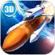 航天火箭飞机模拟