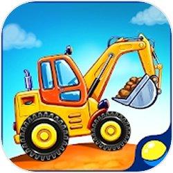 卡车游戏:房屋建筑