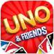 家庭纸牌游戏UNO
