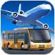 机场车辆模拟