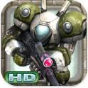 机器人与枪 HD